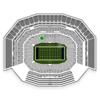 NFL at Levi's Stadium Section 111 View