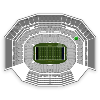 NFL at Levi's Stadium Section 225 View