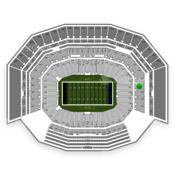 NFL at Levi's Stadium Section 228 View