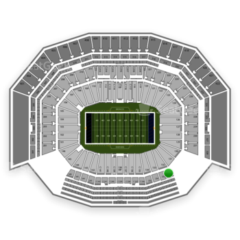 NFL at Levi's Stadium Section 232 View