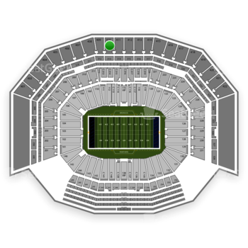 NFL at Levi's Stadium Section 410 View