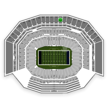 NFL at Levi's Stadium Section 413 View