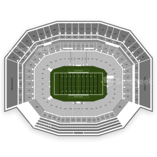 Foster Farms Bowl Seating Chart
