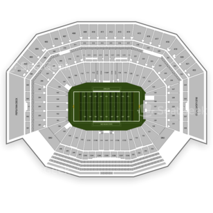 Redbox Bowl Seating Chart
