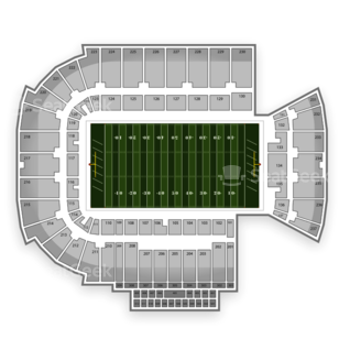 Florida Atlantic Owls Football Seating Chart