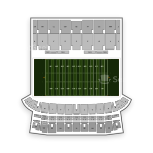 TD Place Stadium Seating Chart Football