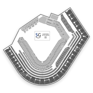 Progressive Field Seating Chart Concert