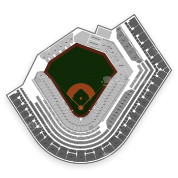 Cleveland Indians at Progressive Field Section 101 View