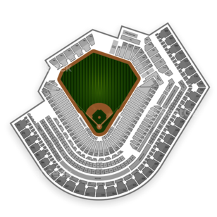 Cleveland Indians Seating Chart
