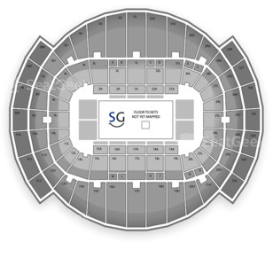 Richmond Coliseum Seating Chart Theater