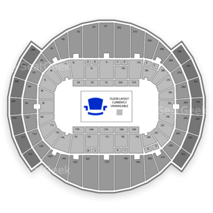 Richmond Coliseum Seating Chart Concert