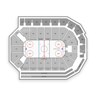 PPL Center Seating Chart Minor League Hockey
