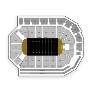 PPL Center Seating Chart Football