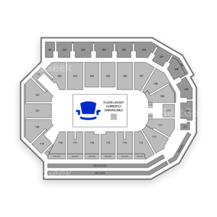 PPL Center Seating Chart Concert
