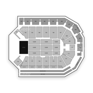 PPL Center Seating Chart Classical
