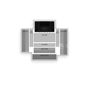 Showcase Live Seating Chart Concert
