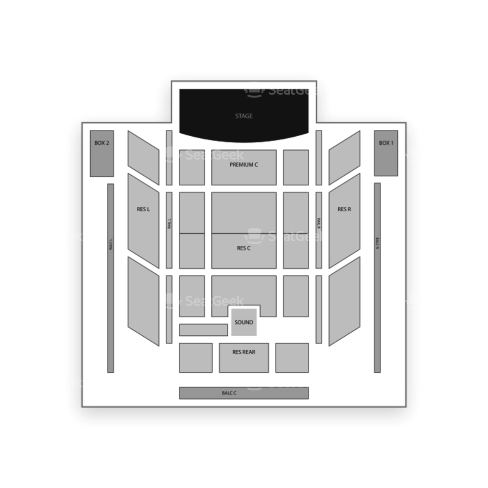Penns Peak Seating Chart Concert