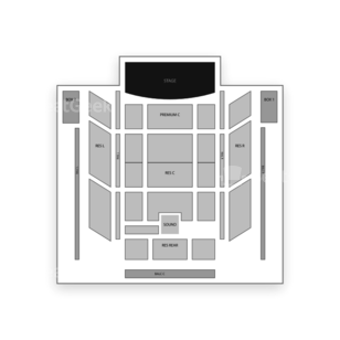 Penns Peak Seating Chart Theater
