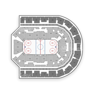 Top Prospects Game Seating Chart