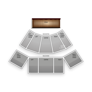 Lincoln Center Performance Hall Seating Chart Comedy