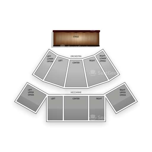 Lincoln Center Performance Hall Seating Chart