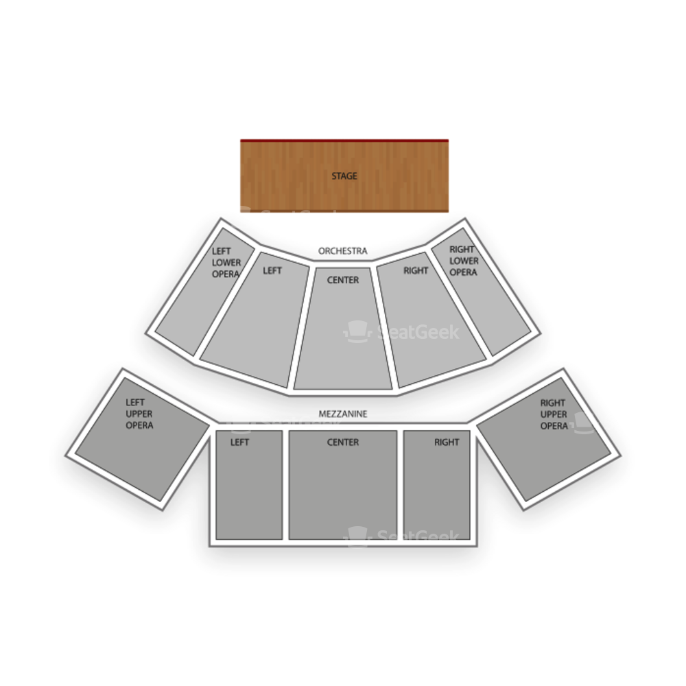 Lincoln Center Performance Hall Fort Collins Seating Chart Concert