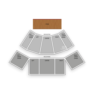 Lincoln Center Performance Hall Seating Chart Dance Performance Tour