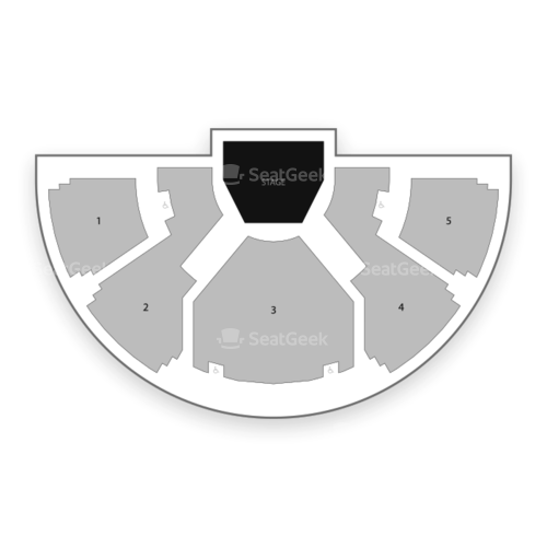 Alley Theatre Seating Chart Concert