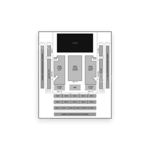 The Fillmore Silver Spring Seating Chart Theater