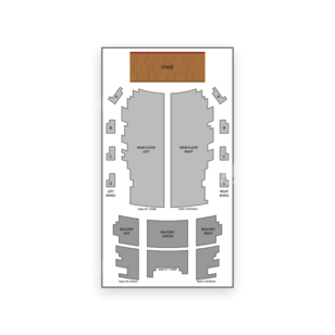 Jack White Theater at The Masonic Temple Seating Chart Comedy
