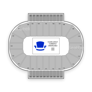Santander Arena Seating Chart Comedy