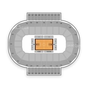 Santander Arena Seating Chart Family