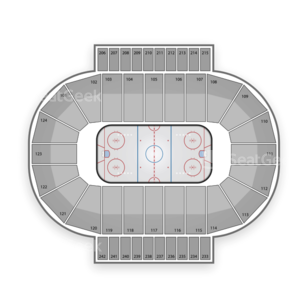 Reading Royals Seating Chart