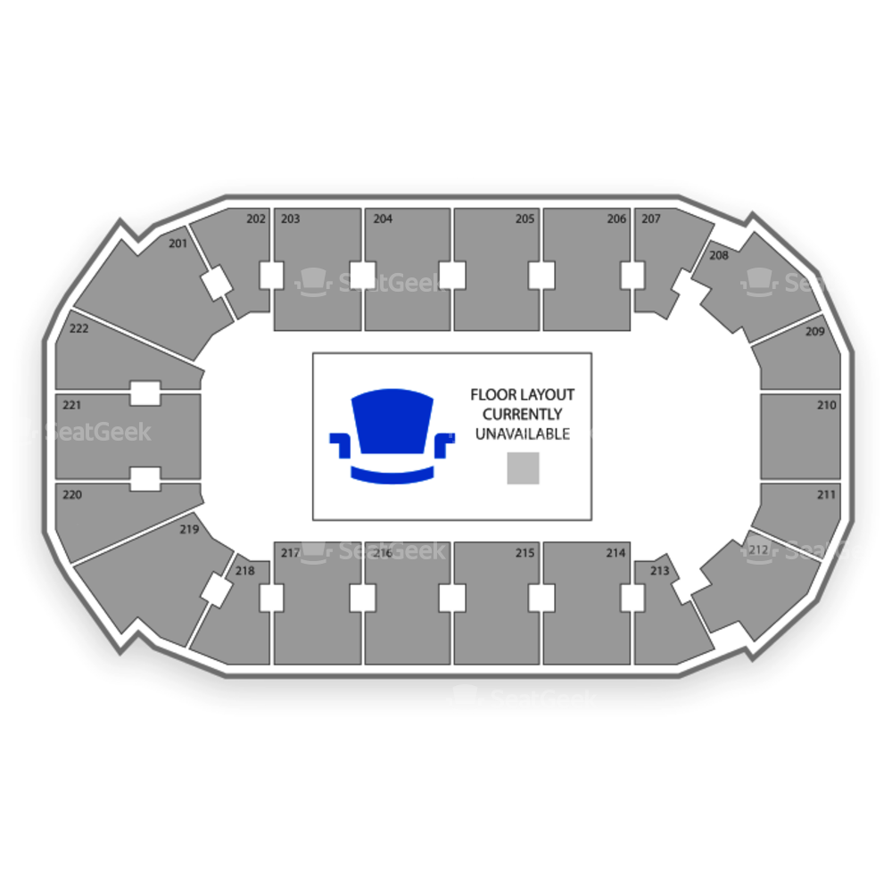 Covelli Centre Seating Chart Sports
