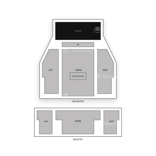 The Beacon Theatre Hopewell Seating Chart | SeatGeek
