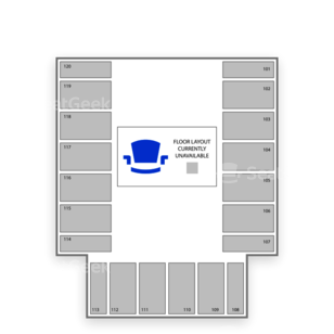Reno Events Center Seating Chart MMA