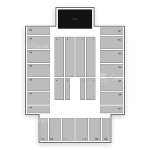 Reno Events Center Seating Chart Literary