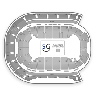 Ford Center Seating Chart Auto Racing