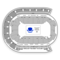 Ford center seating chart map seatgeek