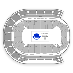 Evansville Thunderbolts Seating Chart