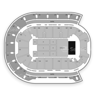 Ford Center Seating Chart Concert
