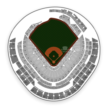 Miami Marlins at Marlins Park Fl 12 View
