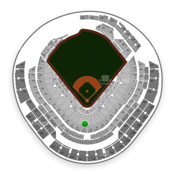 Miami Marlins at Marlins Park Section 15 View