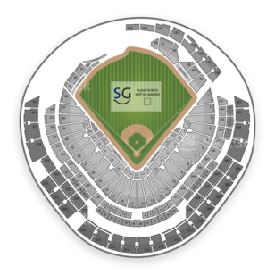 Marlins Park Seating Chart Concert