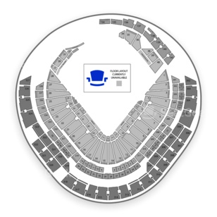 Marlins Park Seating Chart Monster Truck