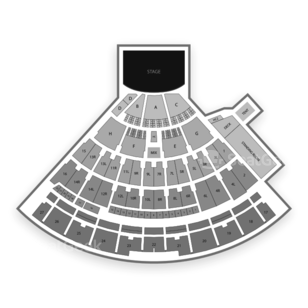 Nikon at Jones Beach Theater Seating Chart Concert
