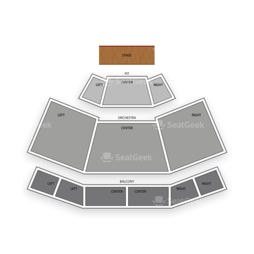 IP Casino Resort and Spa Seating Chart Concert