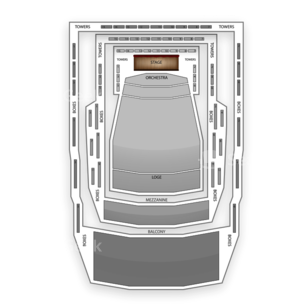 Pikes Peak Center Seating Chart Family