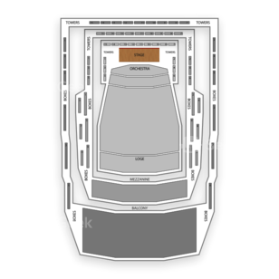 Pikes Peak Center Seating Chart Broadway Tickets National