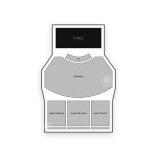 North Charleston Performing Arts Center Seating Chart Classical